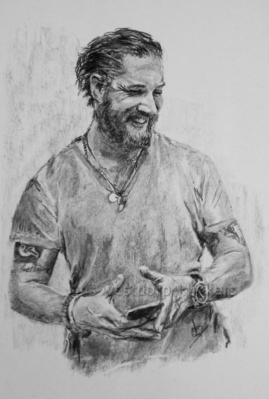Tom Hardy por Ans66